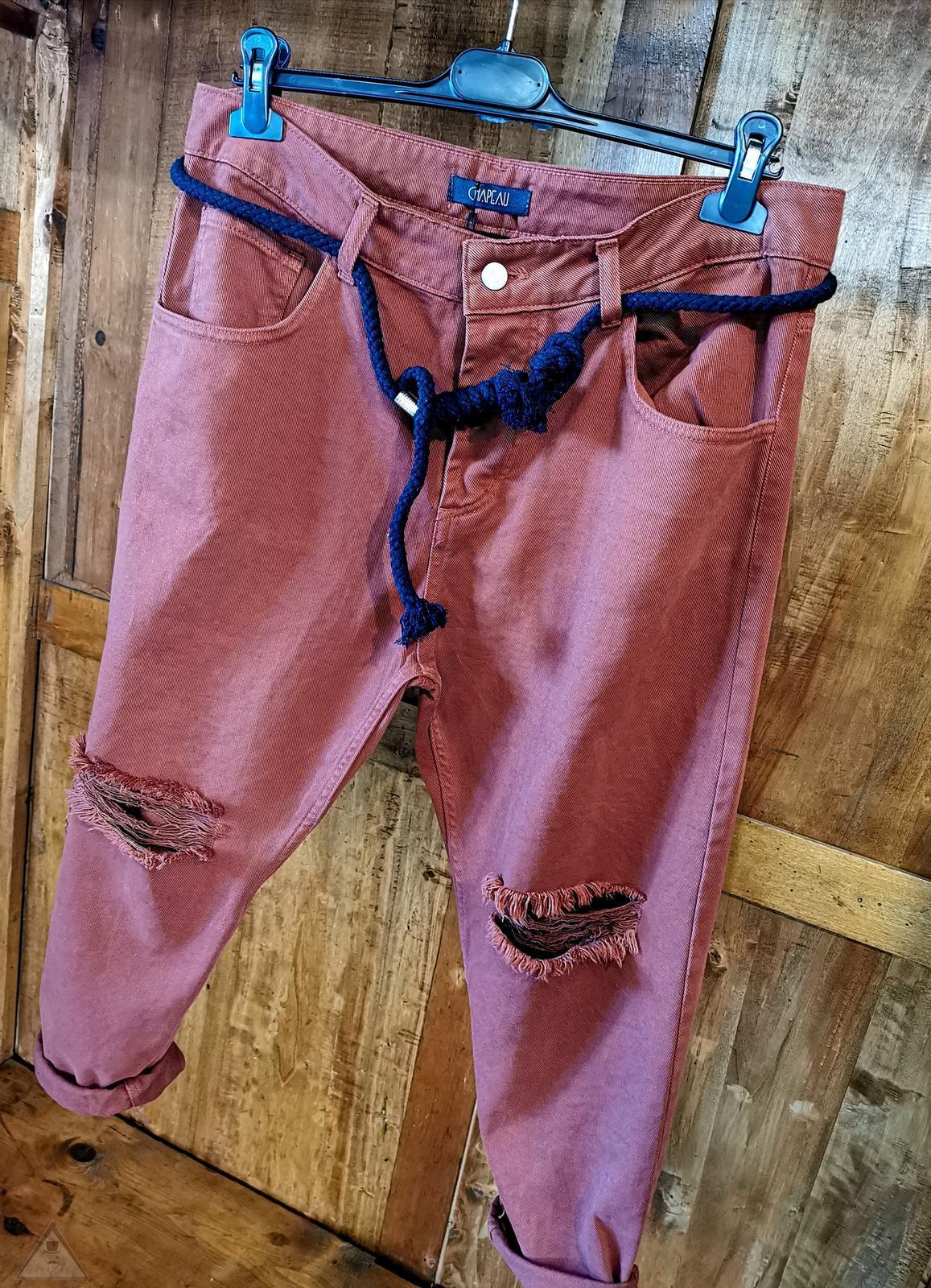 Jeans Coccio Destroyed