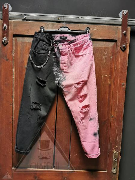 Jeans No Fake Fluo