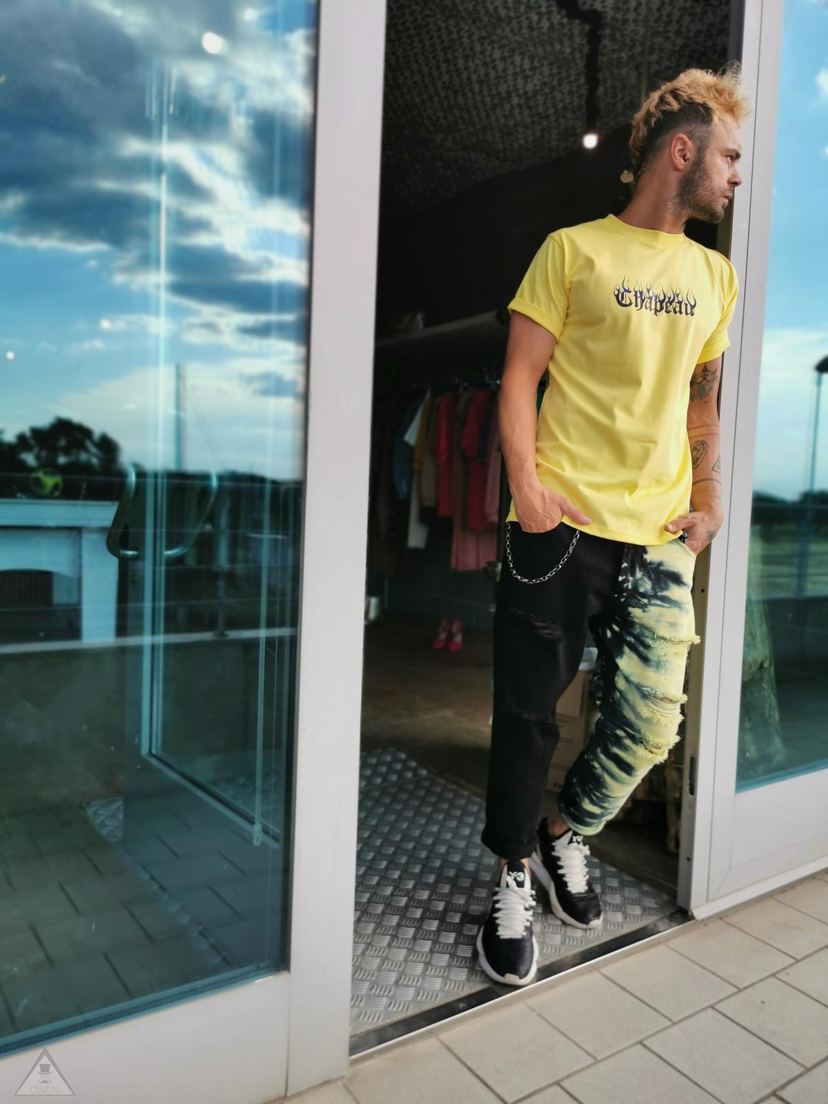Jeans No Fake Giallo