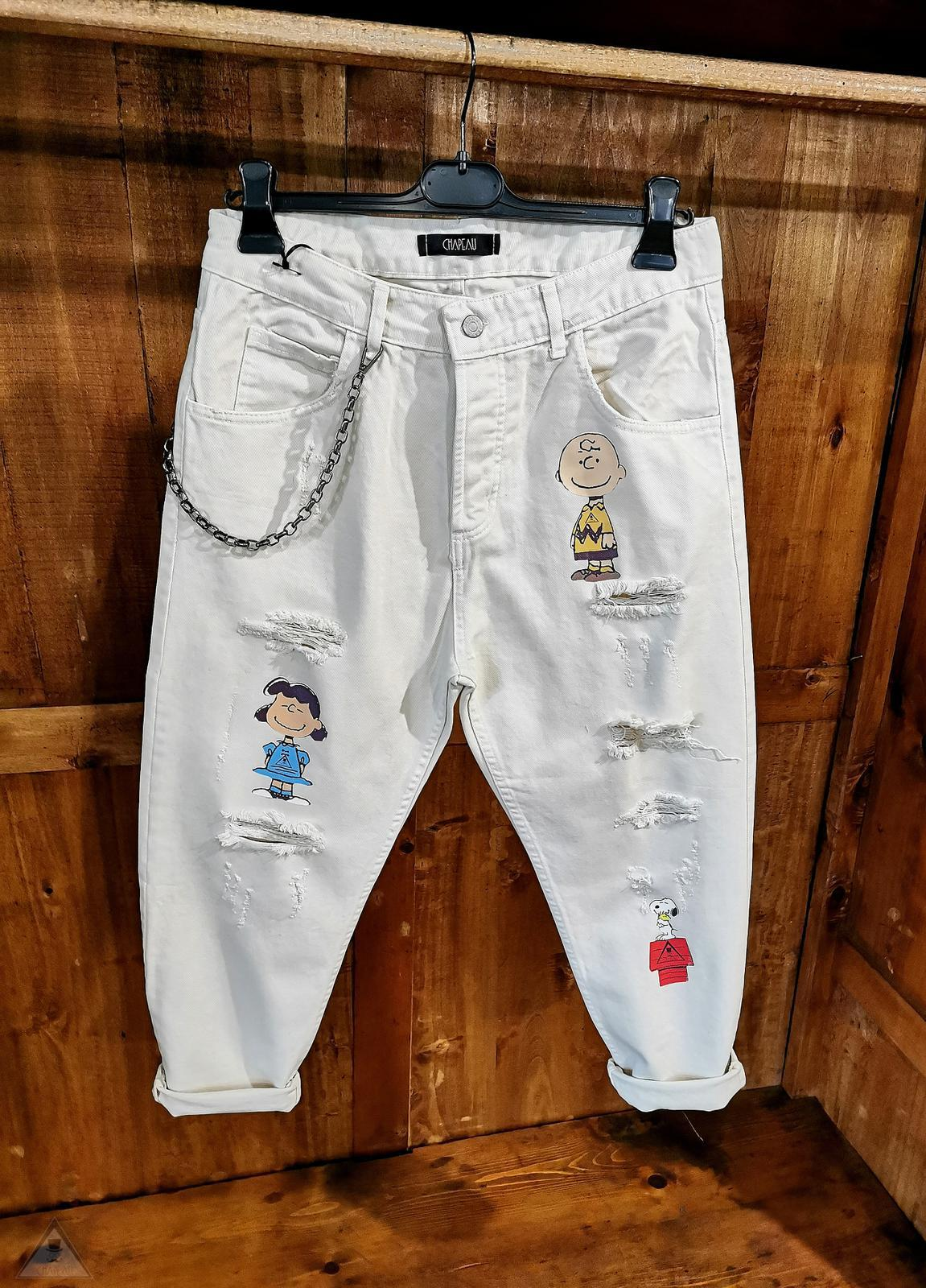 Jeans Panna Charlie