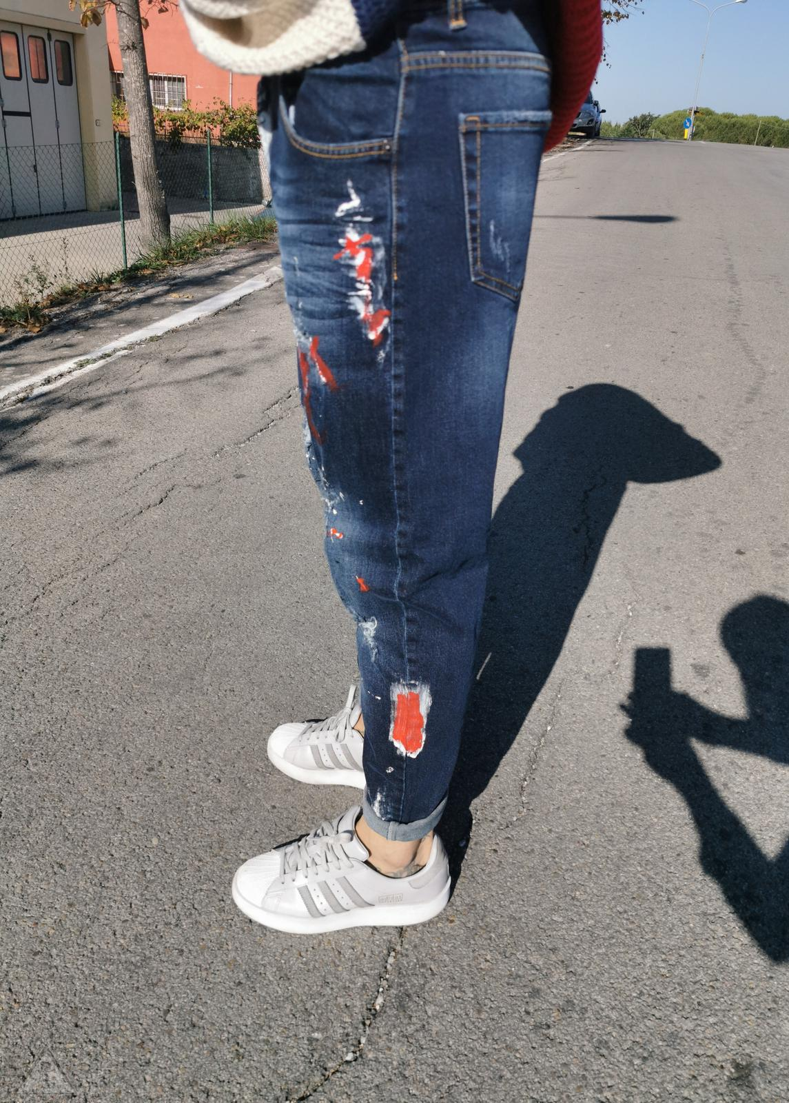 Jeans Pennello