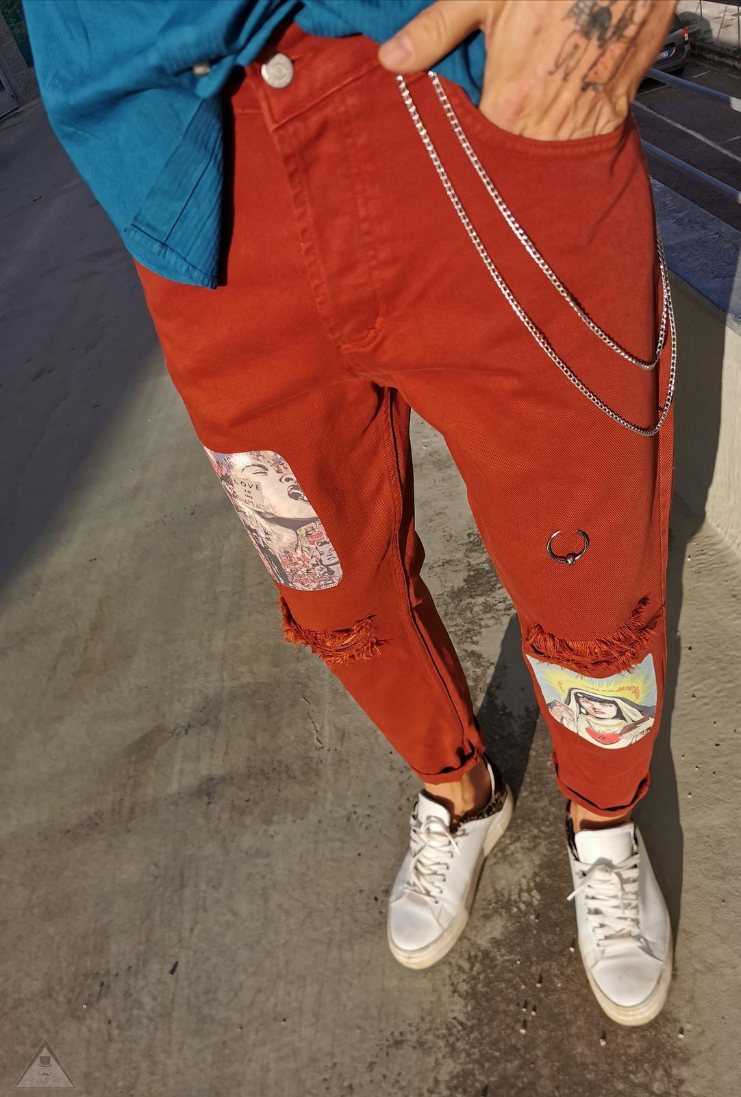 Jeans Poster Cocciuto