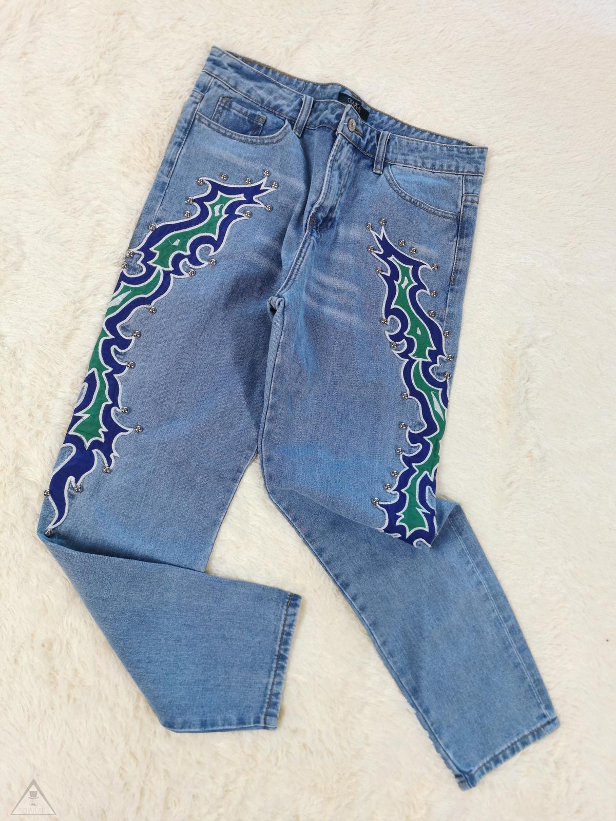 Jeans Punk