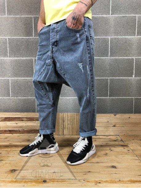 Jeans Scavallato Dark