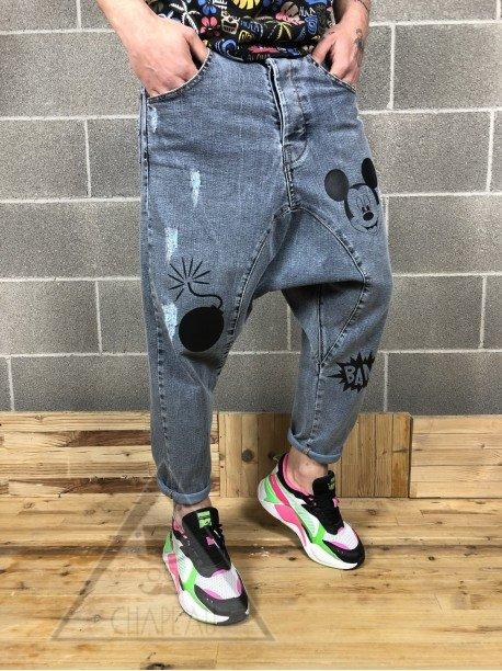 Jeans Scavallato Bang