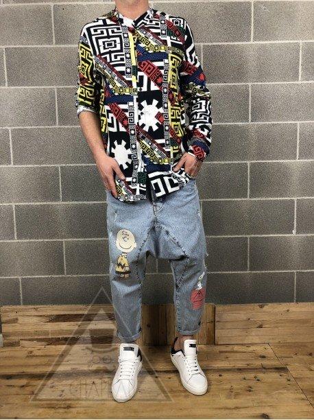 Jeans Scavallato Charlie