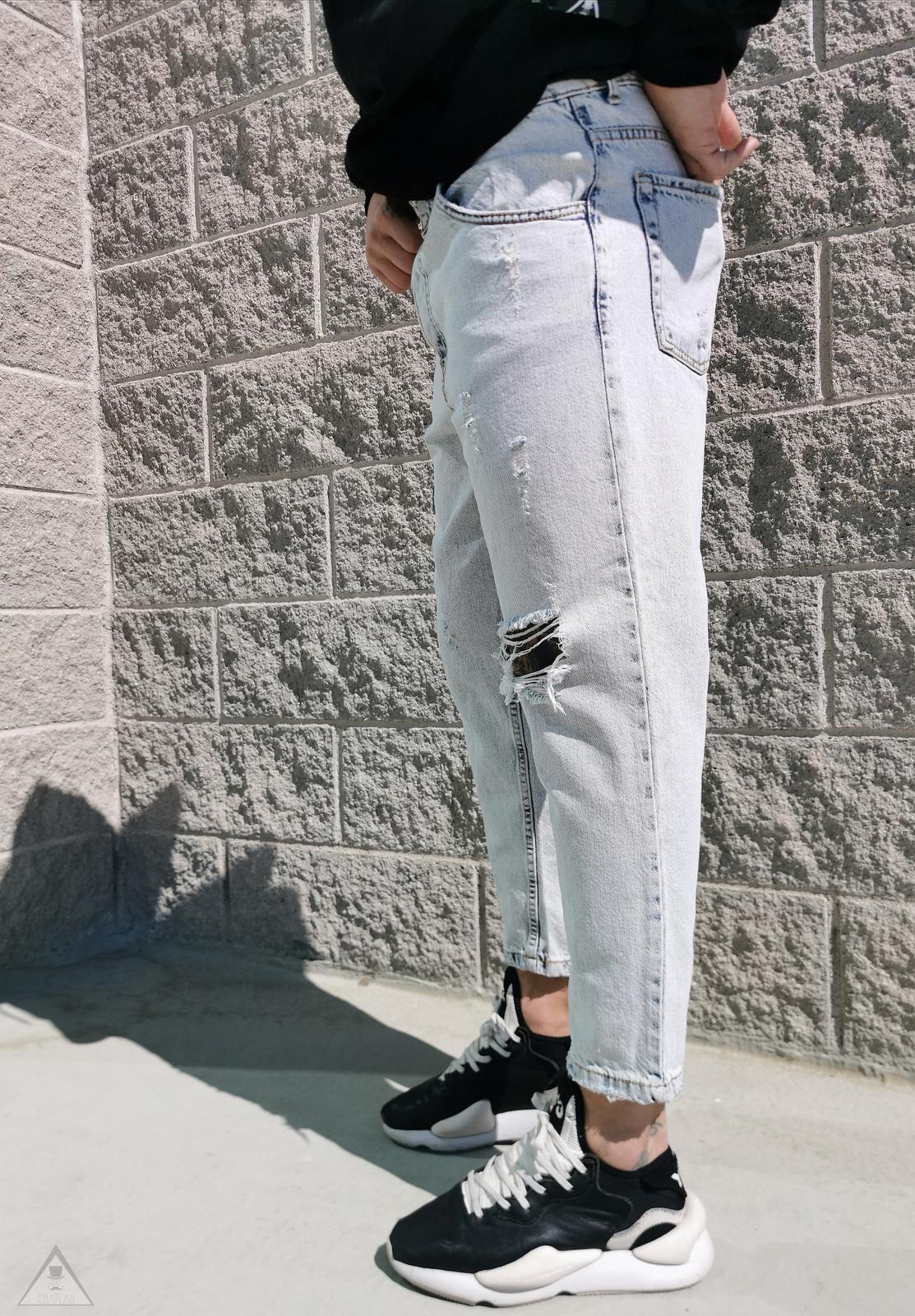 Jeans Slavato destroyed