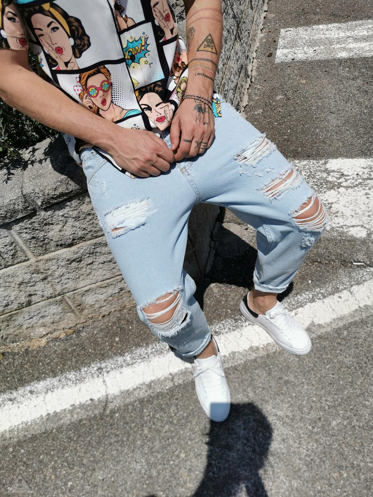 Jeans Summer