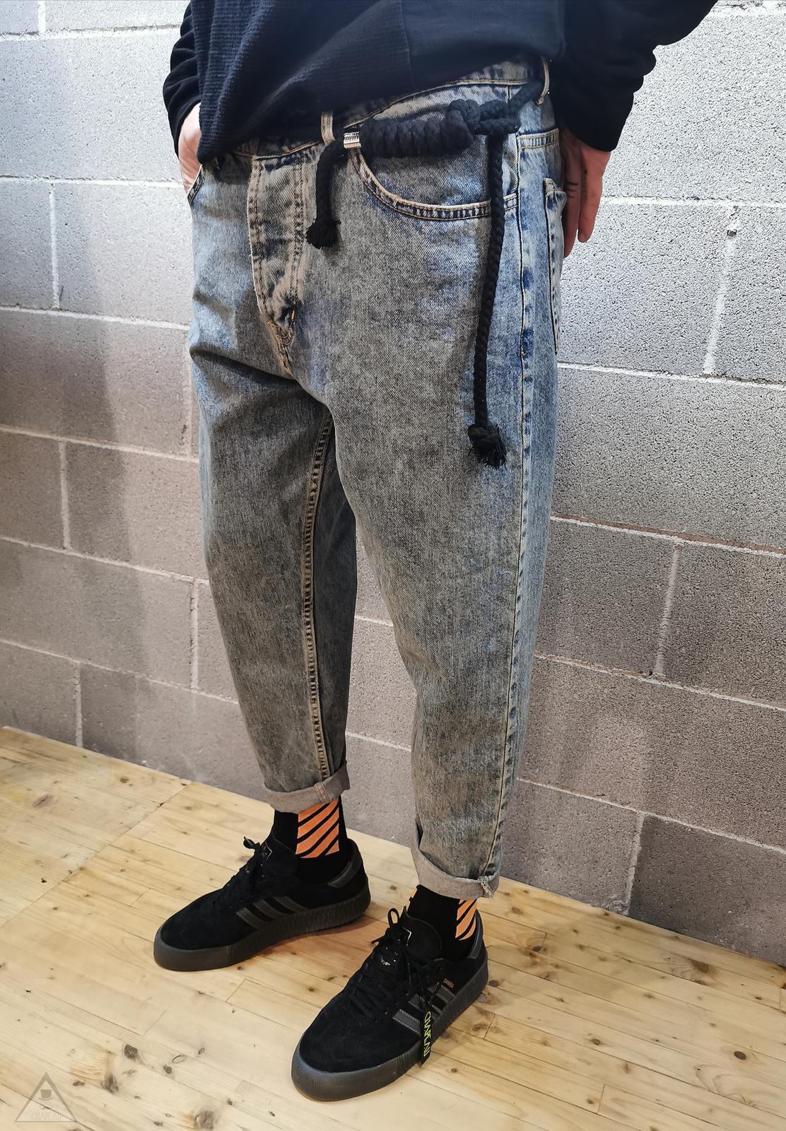 Jeans  Thé