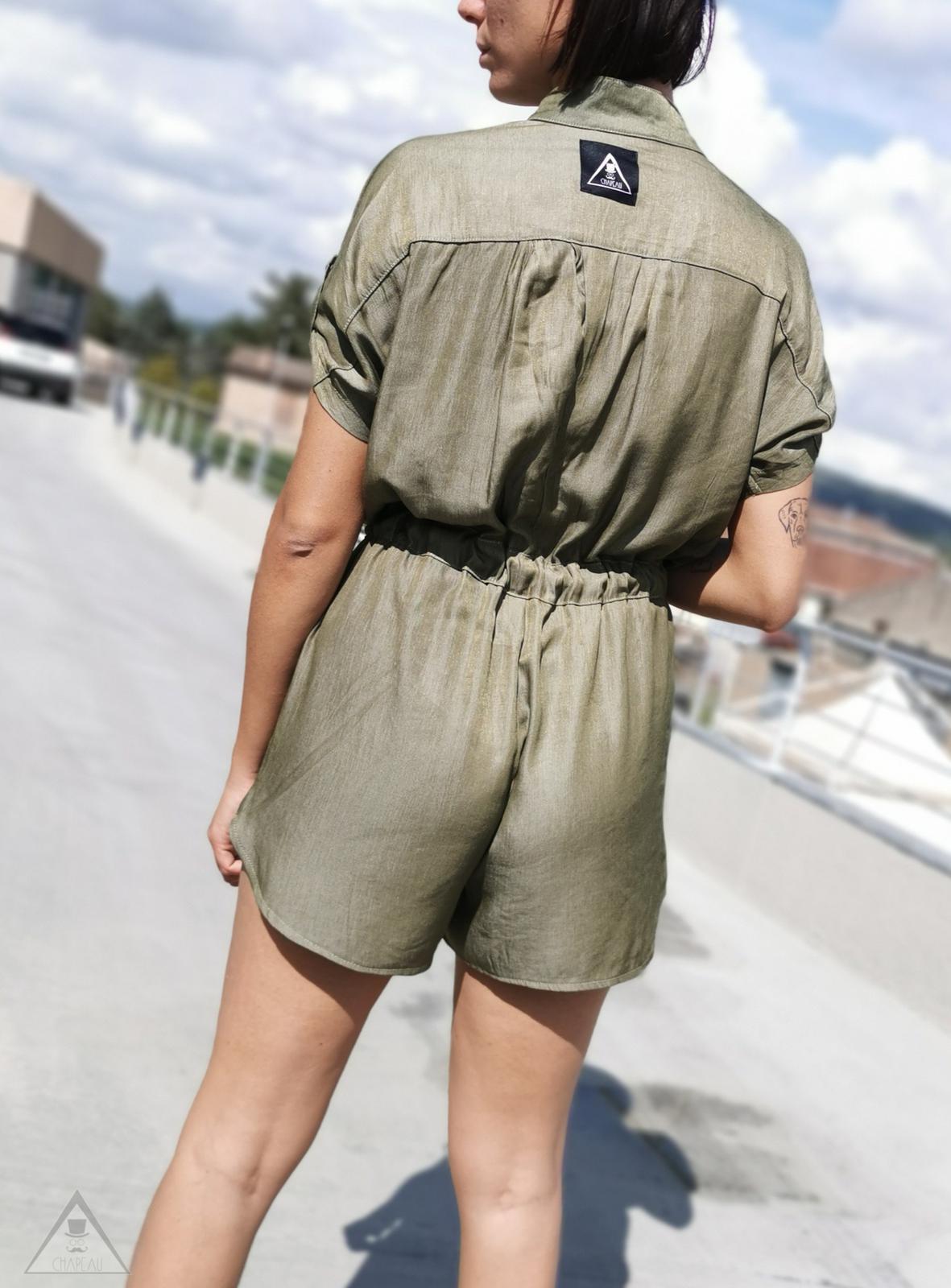 Jumpsuit San Francisco Military