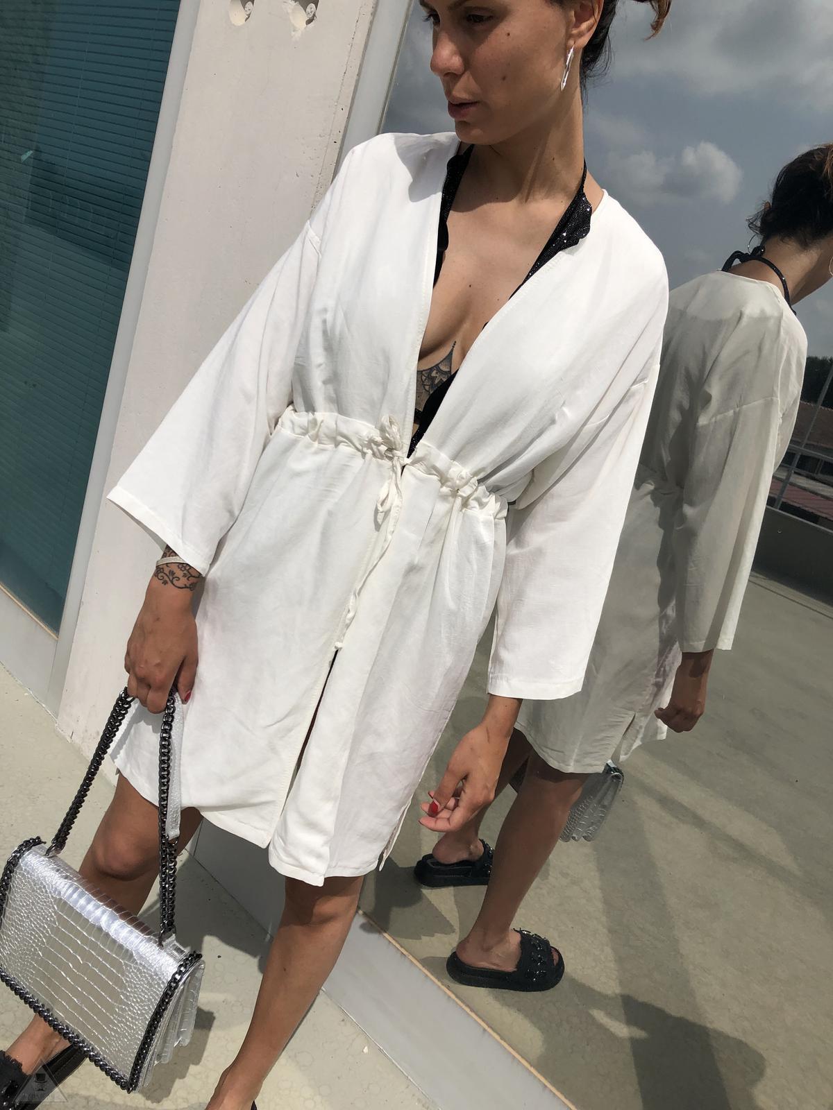 Kimono in Lino