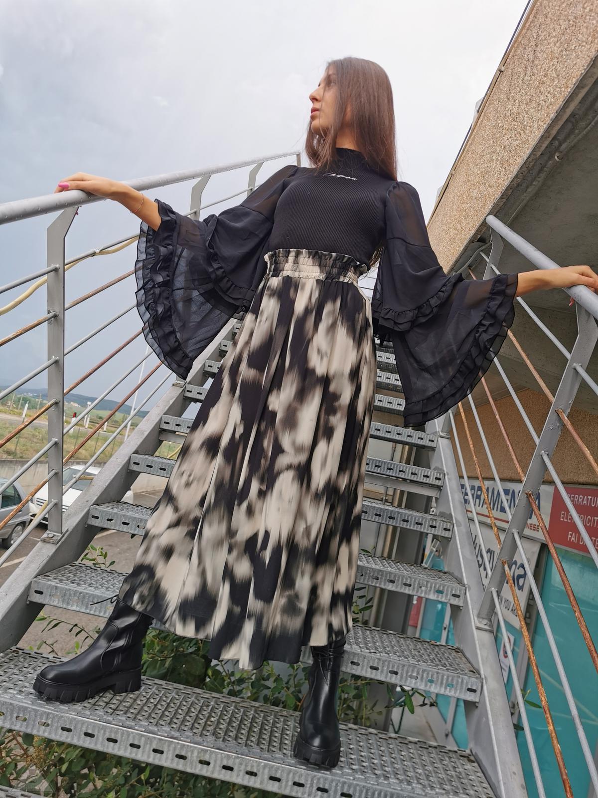 Maglia Farfalla Black