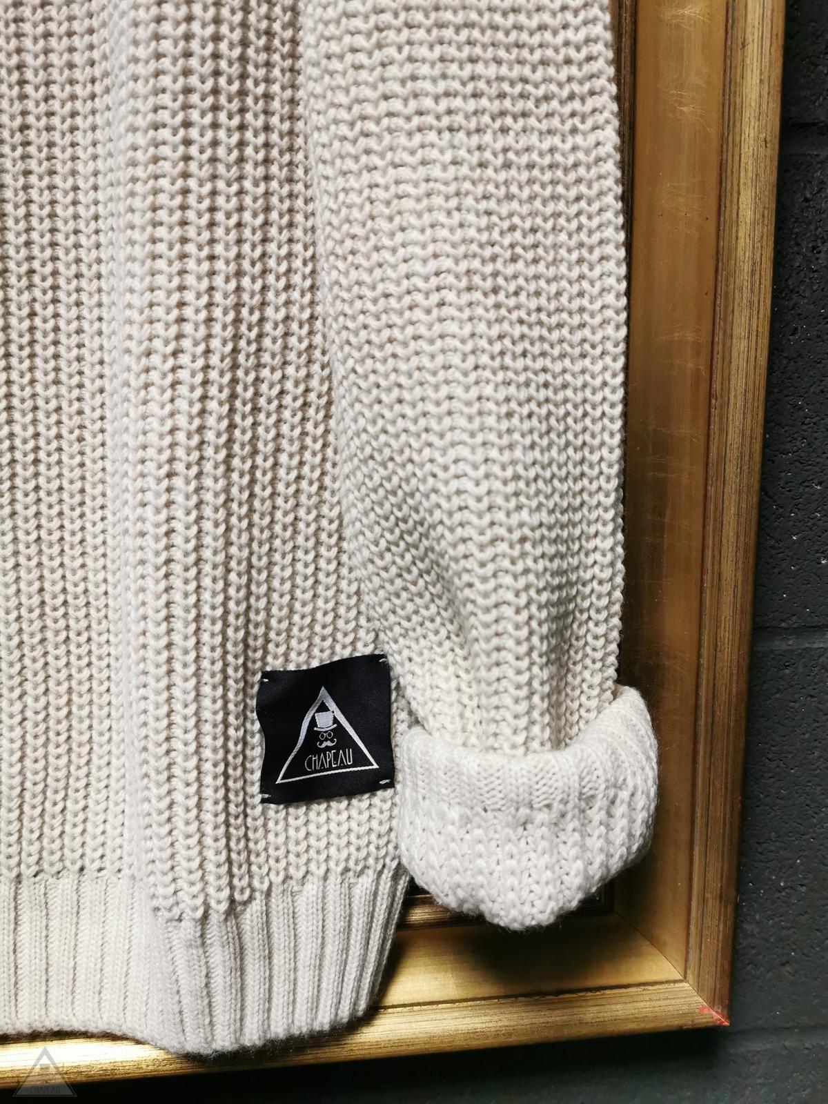 Maglione Girocollo Sabbia