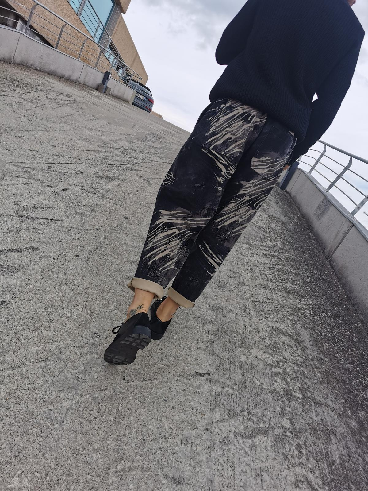 Panta Pence Graffio