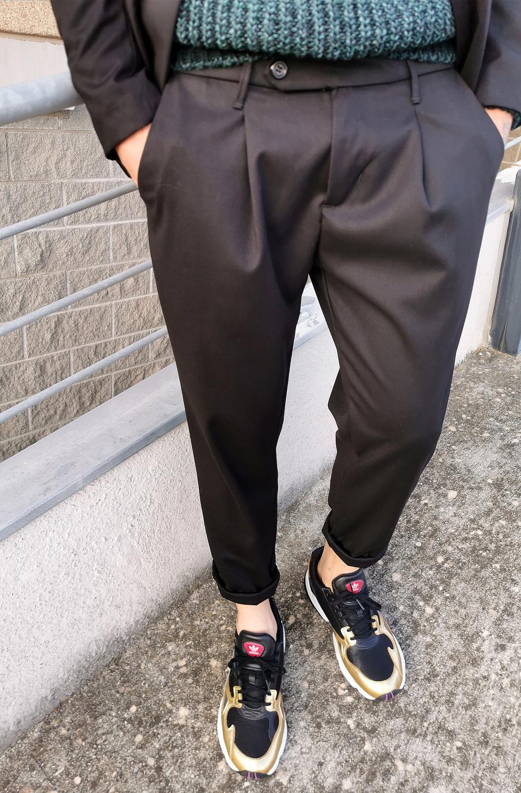 Panta Pence Black