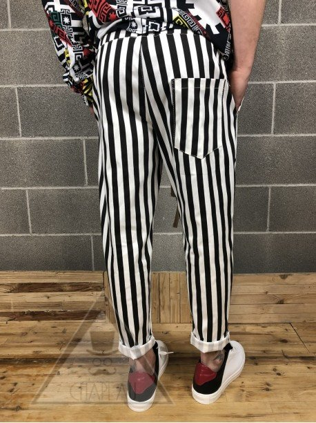 Panta Zebra