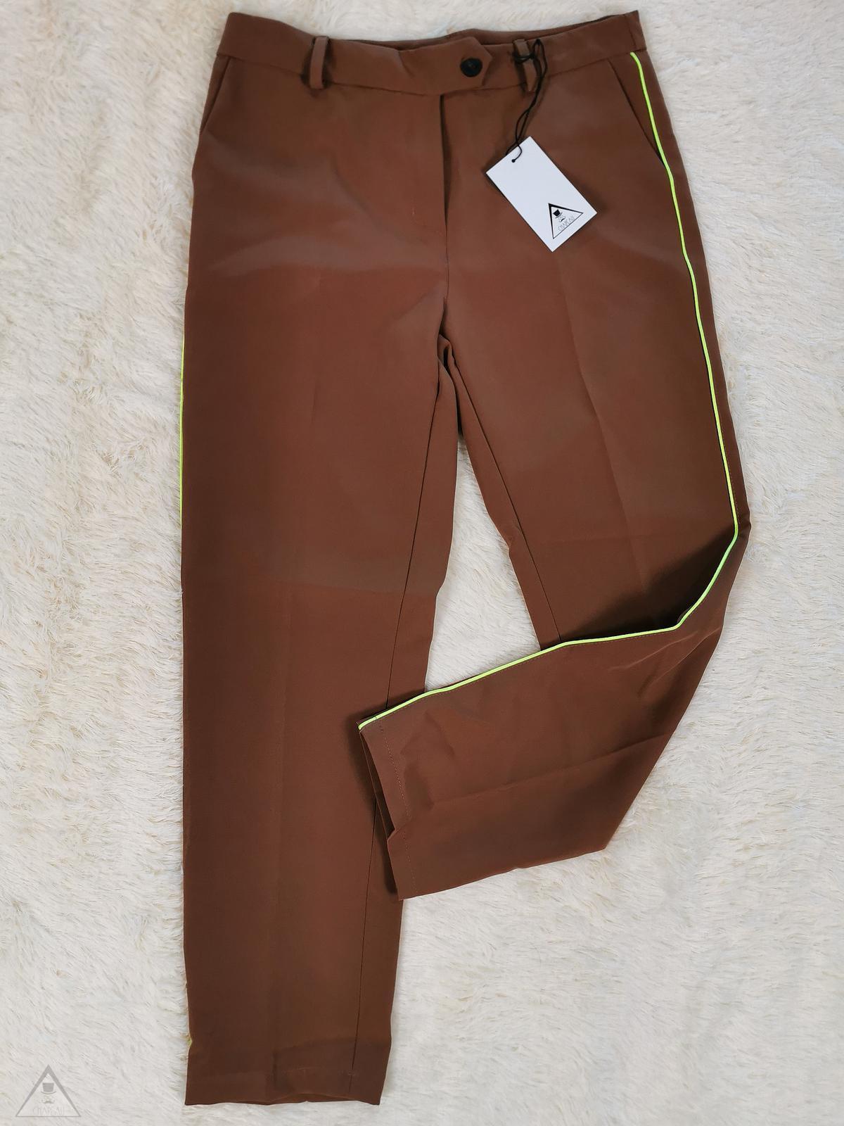 Pantalone banda Fluo