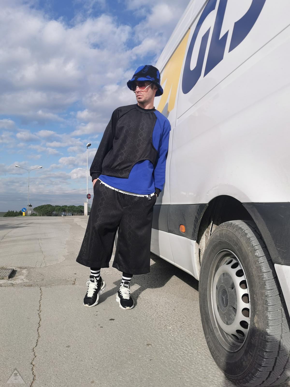 Pantalone Giappo con Leggins  Piton