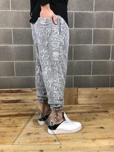 Pantalone NoPasaNada Bianco