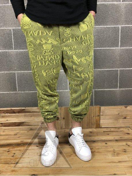 Pantalone NoPasaNada Yellow