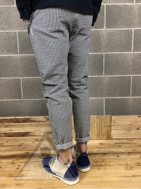 Pantalone Rigato Barca