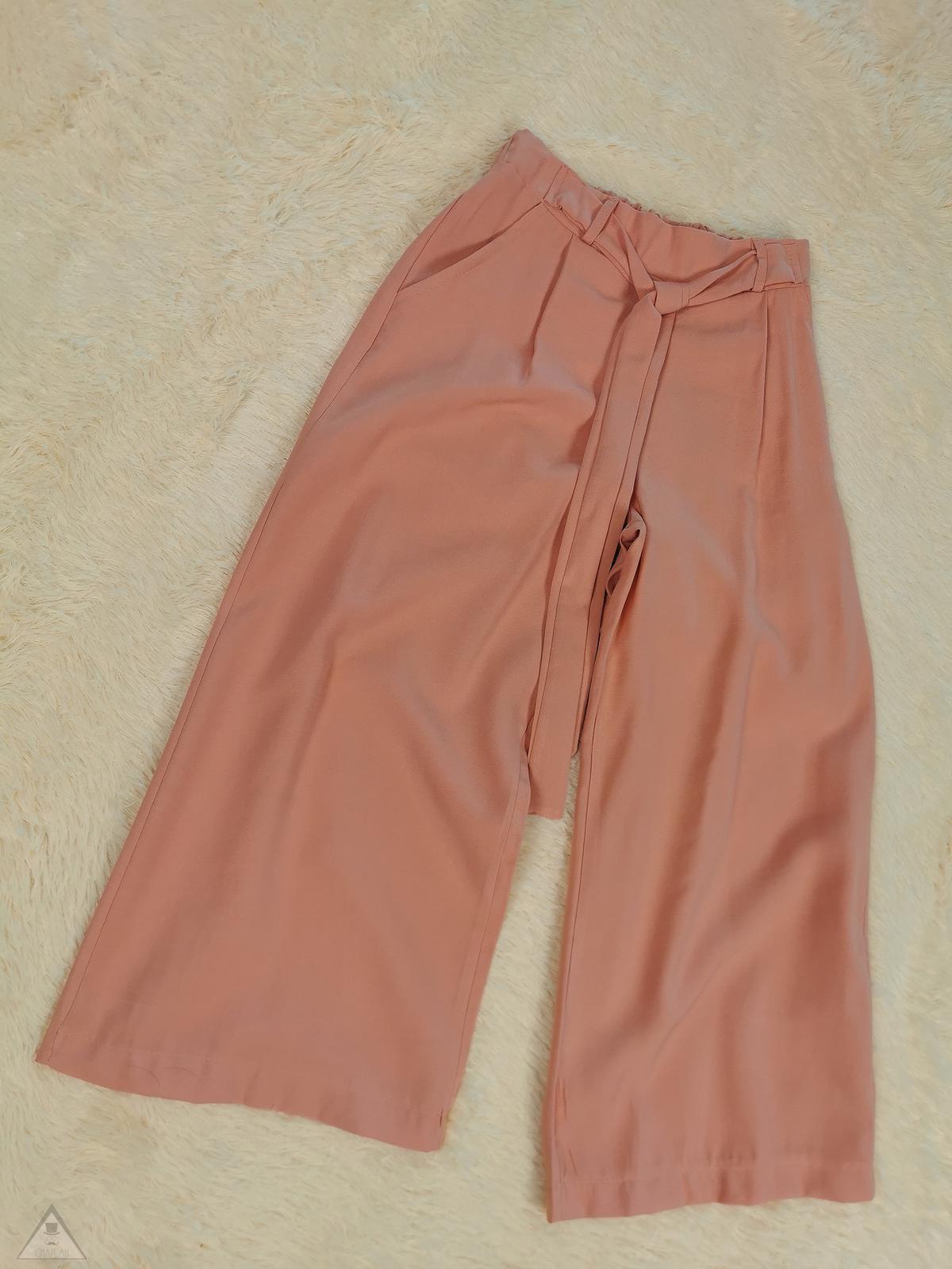 Pantalone Salmone Palazzo