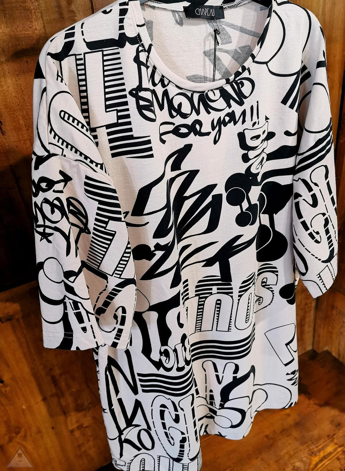 T-shirt Billie Eilish Sabbia