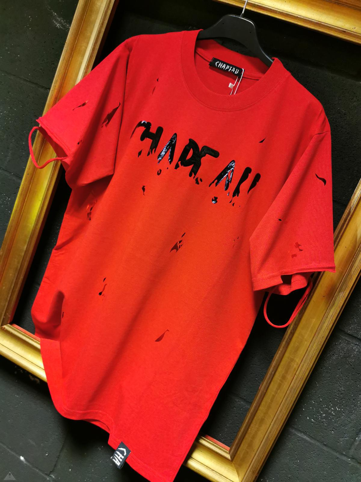 T-Shirt Deluxe Lava