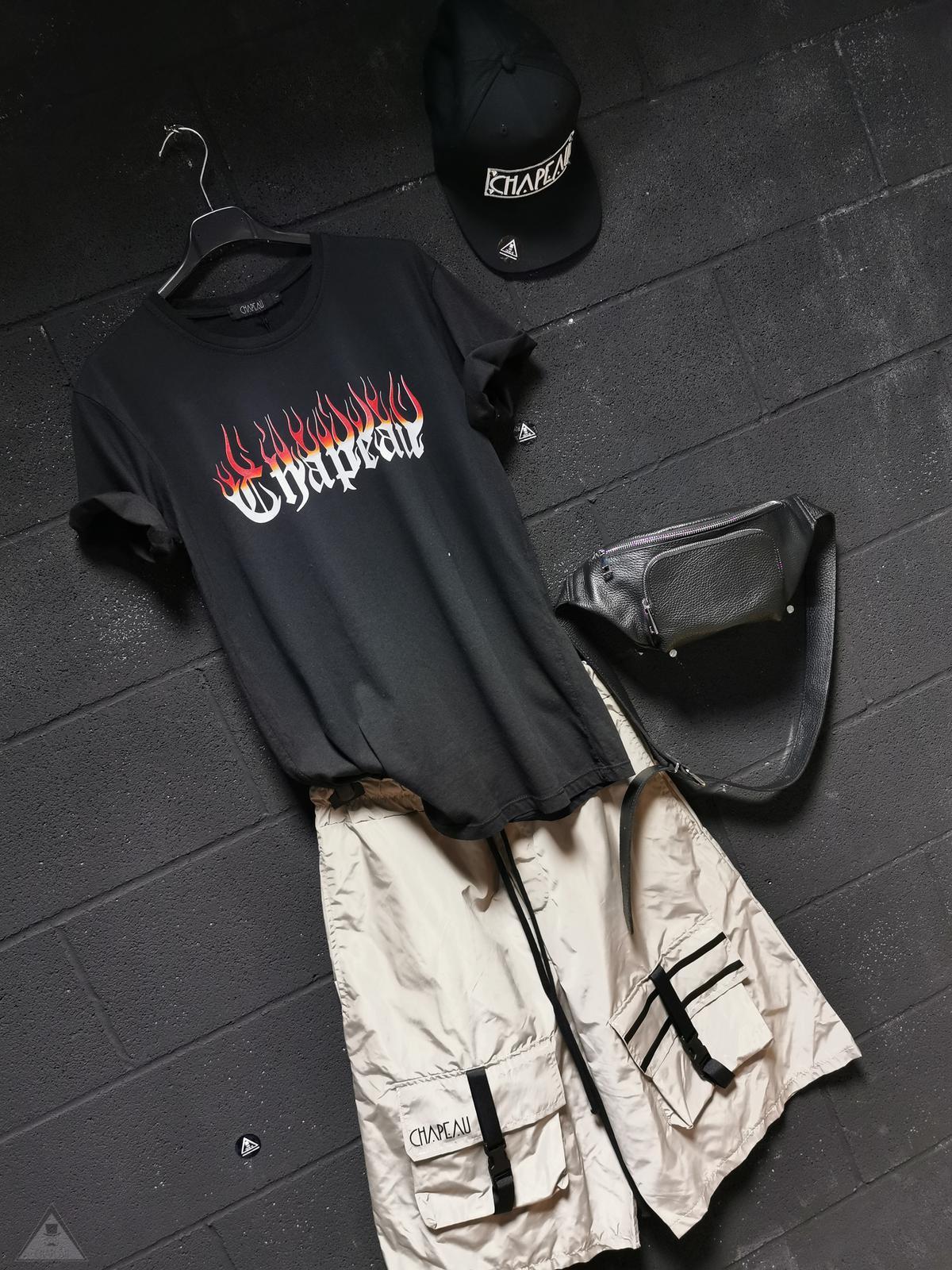 T-Shirt Fuoco