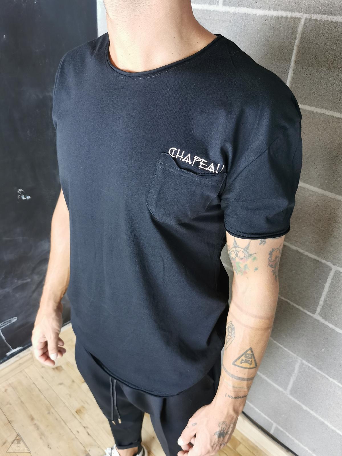 T-Shirt Gino Black