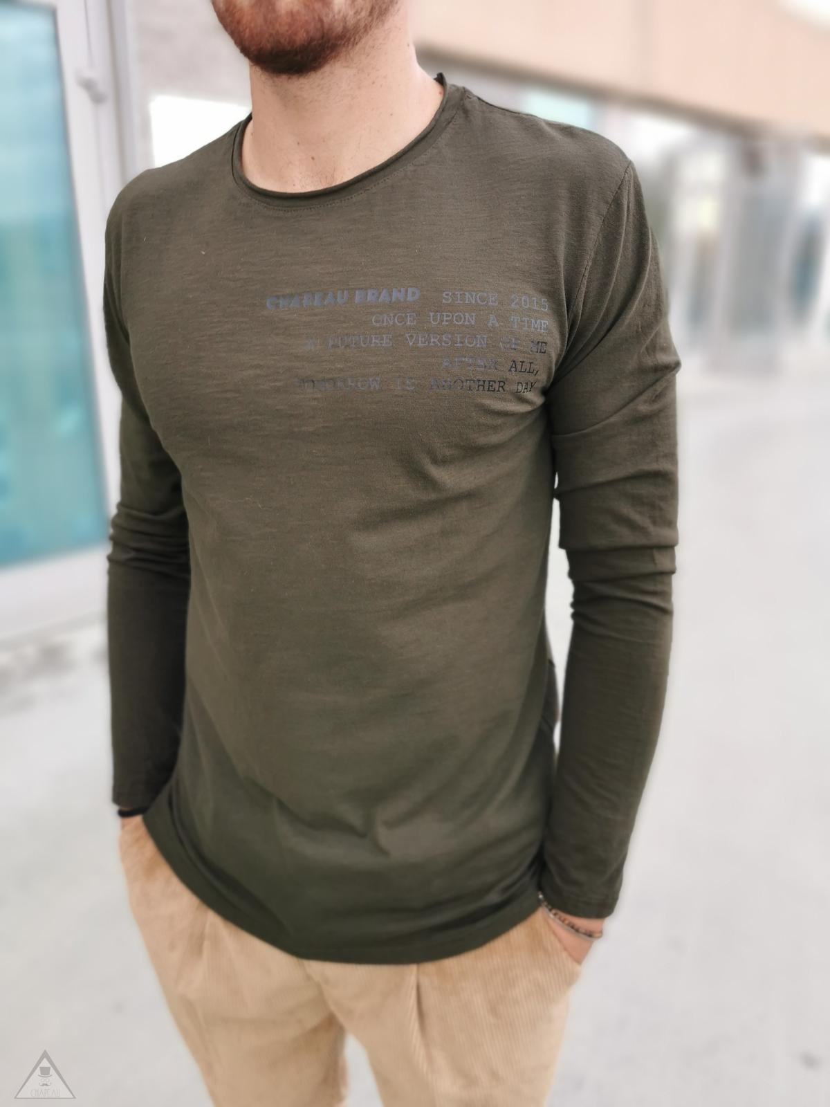 T-Shirt One Militare