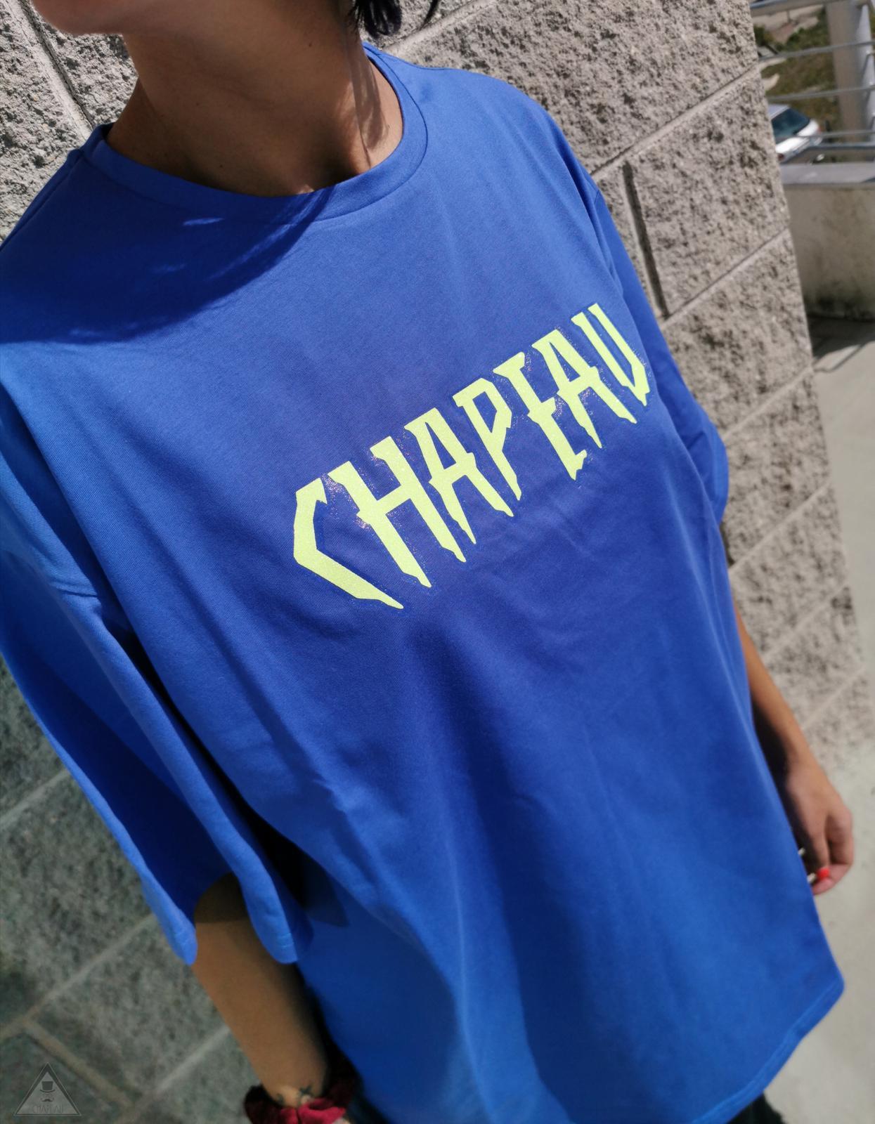 T-shirt Cobalto Gloss