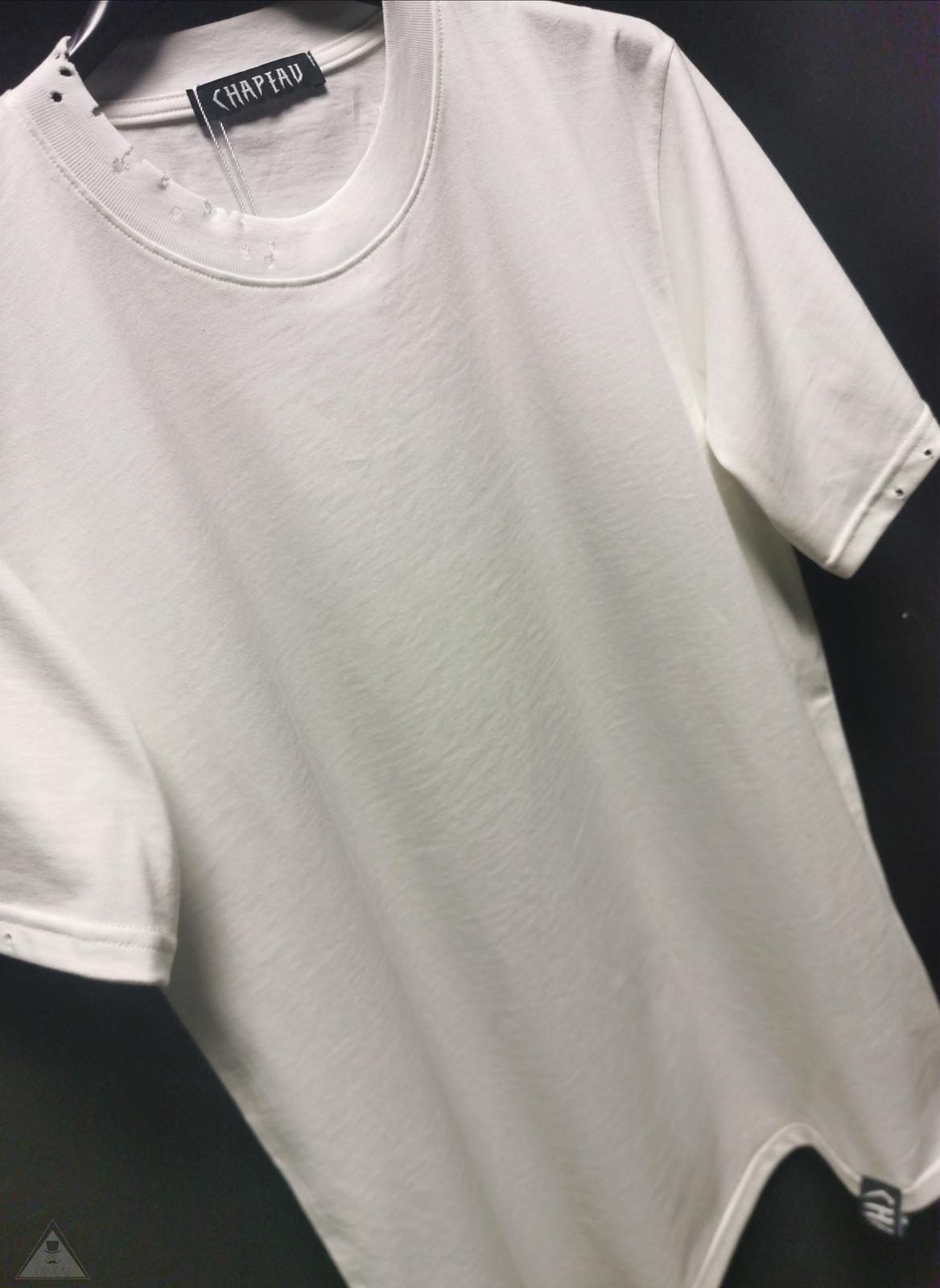 T-shirt White Targa