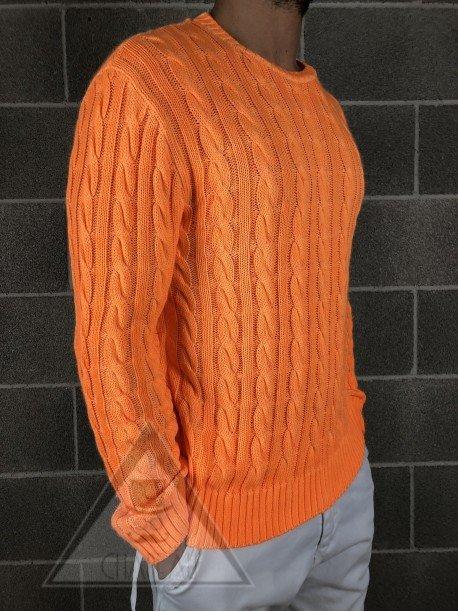 Treccia Arancio Fluo