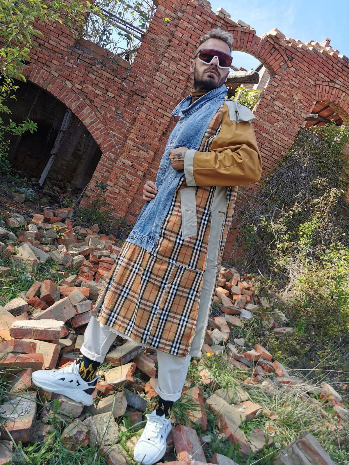 Trench Patchwork