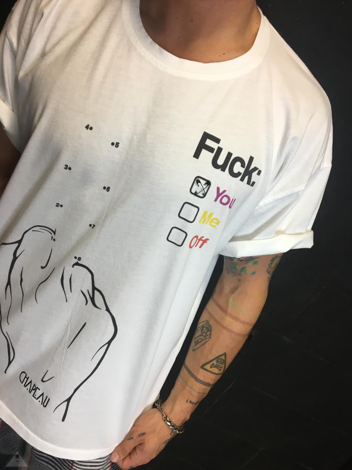 T/Shirt Fuck ?!